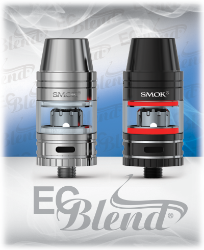 Smoktech TFV Chuff Cap at ECBlend Flavors (Tank not included)
