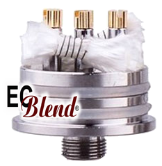 Rebuildable Dripping Atomizer (RDA) - SmokTech - Caterpillar at ECBlend
