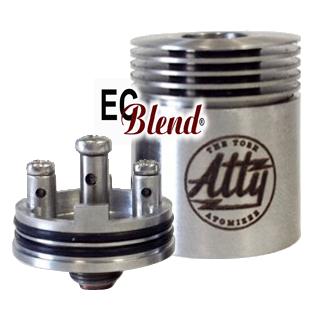 Rebuildable Atomizer - Tobeco - Tobh at ECBlend E-Liquid Flavors and E-Cigarettes