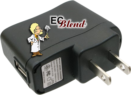 USB Wall Adapter at ECBlend Flavors