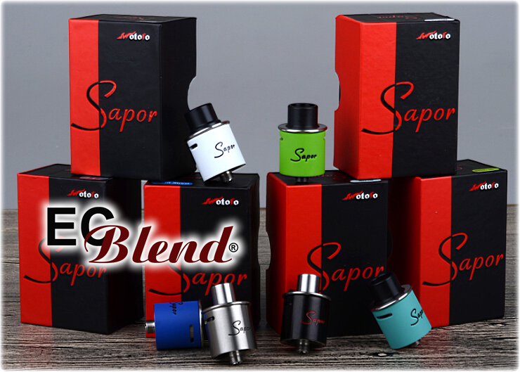 Authentic Wotofo Sapor RDA at ECBlend Flavors