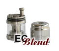 Rebuildable Atomizer - Youde - AGA-T3 - Stainless Steel at ECBlend Flavors