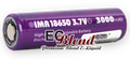 Efest 3000mah 35amp 18650 LiMN Battery at ECBlend Flavors