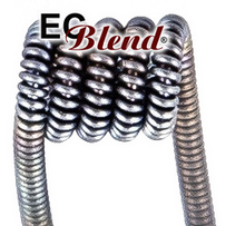 Pack of 10 Prewound Clapton Coils at ECBlend Flavors