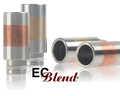 Two Tone Stainless Steel Drip Tip at ECBlend ELiquids