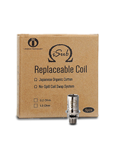 iSub V Kanthal Replacement Coils at ECBlend Flavors