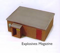 BR Scenecraft - Hampton Heath Colliery Explosive Magazine