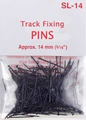 SL-14 Track Fixing Pins 14mm