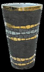Mid Century Fratelli Fanciullacci Ceramic Vase