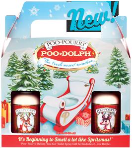 Poo~Pourri™ Poo-Dolph Gift Set of 2 Before-You-Go Sprays