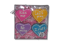 Valentine Hearts Conversation Pack Gourmet Treats