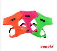 Puppia Neon Soft Mesh Harness