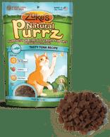 Zukes Natural Purrz Cat Treats, 3oz