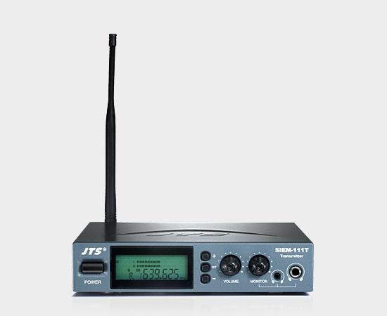 Jts Siem 111 Single Channel Wireless In Ear Monitor Stereo