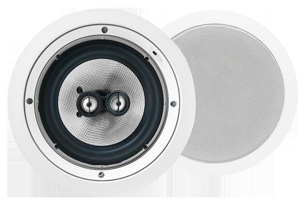 "EarthQuake 8"" Single Stereo IQ In-Ceiling Speaker"