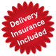 Delivery insurance included within Australia!
