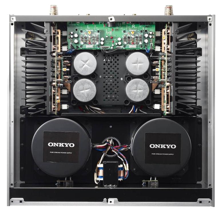 Onkyo M5000R Internals