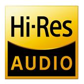 Onkyo DSD 5.6 MHz, FLAC 192 kHz - 24-bit Hi-Res Audio Capable