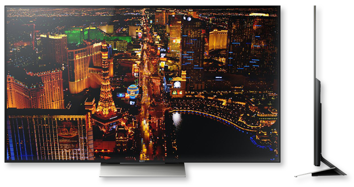 Sony X9400D Super Slim 4K HDR with Android LED TV