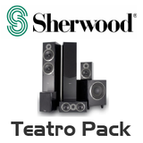 Sherwood Teatro 5.1 Channel System