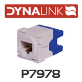 Dynalink Style RJ45 Cat6 Mechanism