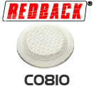 "Redback 4"" White Ceiling Speaker Grill (Each)"