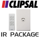 Clipsal IR Theatre Lighting Control Package