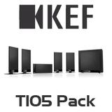 KEF New T Series T105 Surround Sound System