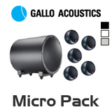 Gallo Acoustics Micro 5.1 Speaker System
