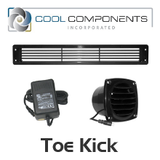 Cool Components Cabinet Toe Kick System