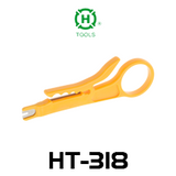 Hanlong HT-318 Economical UTP/STP Stripper and Punch Down Tool