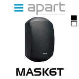 "Apart Mask6T 6.5"" 100V 2-Way Loudspeaker (Pair)"