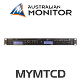 Australian Monitor MYMTCD AM/FM Radio Tuner & CD Player