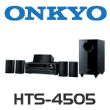 Onkyo HT-S4505B 5.1 Channel Home Theatre Speaker System