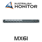 Australian Monitor MX61 Mixer
