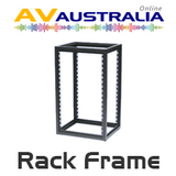 "AVA 19"" 450 / 600 mm Deep Open Frame Rack"