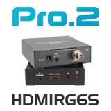 Pro2 HDMI Over Coaxial Balun - HDMIRG Spare Receiver