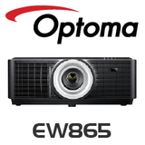 Optoma EW865 High Performance Data Projector