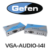 Gefen VGA with Analog Audio Extender
