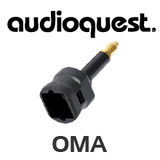 Audioquest 3.5mm Toslink Adaptor