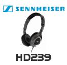 Sennheiser HD239 On-Ear Headphones