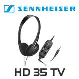 Sennheiser HD 35 TV On-Ear Television Headphones