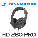 Sennheiser HD 280 PRO On-Ear Professional Monitoring & Live Music Headphones