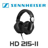 Sennheiser HD215-II DJ & Live Music Headphones