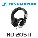 Sennheiser HD205-II DJ & Live Music Headphones
