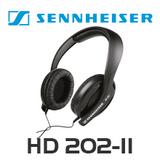 Sennheiser HD202-II DJ & Live Music Headphones