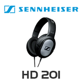 Sennheiser HD201 Studio & Live Music Headphones