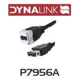 Dynalink USB 3.0 Wallplate Mech