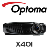 Optoma X401 High Brightness Data Projector