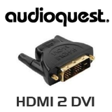 Audioquest HDMI to DVI Adapter